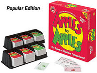 Apples to Apples from Out of the Box