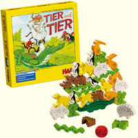 Tier auf Tier - Animal upon Animal - from Haba